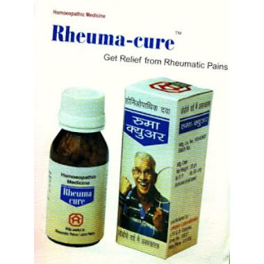 RHEUMA-CURE – GET RELIEF FROM RHEUMATIC PAINS